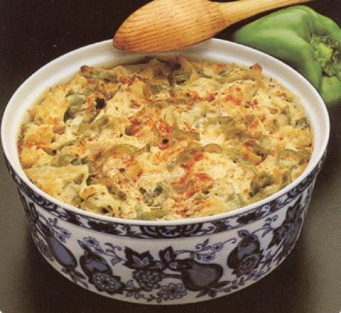 Herbed Noodle Bake