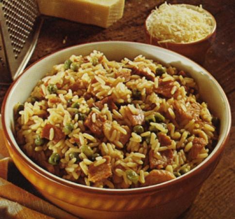 Rice with Ham