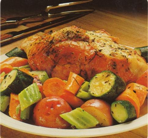 Herbed Turkey Casserole