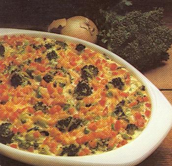 Ham-Broccoli Bake