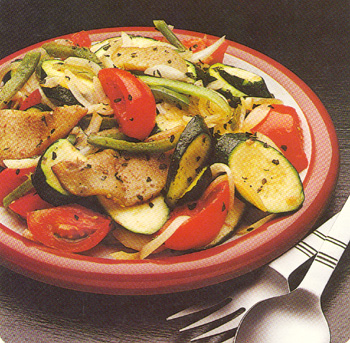 Mixed Vegetable Skillet