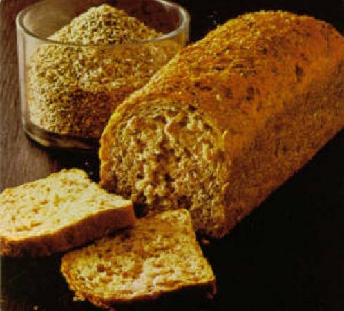 Whole-Grain Buttermilk Bread
