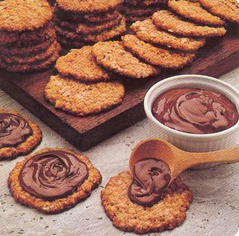 Chocolate Oatmeal Drops