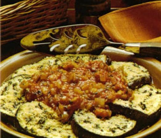 Eggplant Catalan