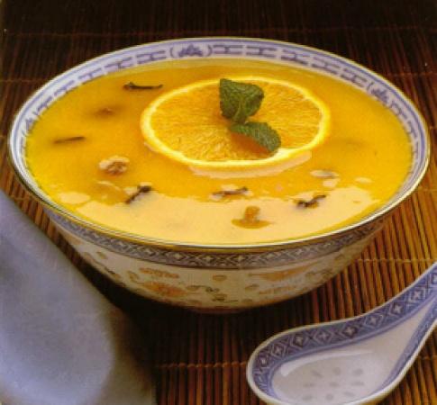 Orange-Raisin Sauce