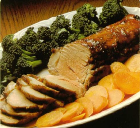 Pork Tenderloin Piquant