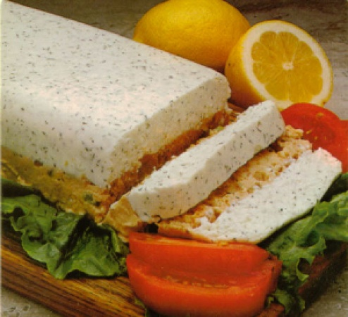 Cottage Cheese Salmon Salad